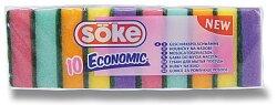 Houbičky na nádobí Spontex Economic