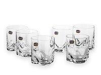 POURY - 6dílná sada sklenic na alkohol 6 × 280 ml