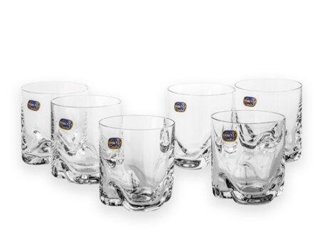 Obrázek produktu POURY - 6dílná sada sklenic na alkohol 6 × 280 ml