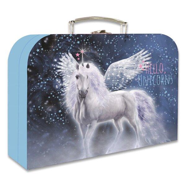 Kufřík Karton P+P Unicorn