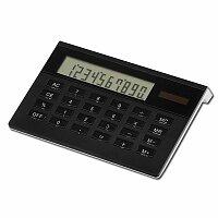 LUSETTE - duální kalkulačka s 10místným displejem, černá