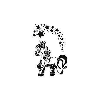 Obrázek produktu Plastová šablona Cadence - Pony