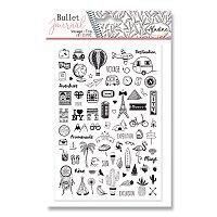 Razítka Stampo Bullet Aladine - Cestování
