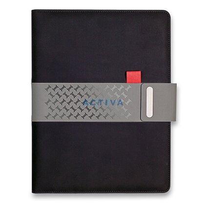 Product image Finte - ECO leather portfolio - A4, 315 x 235 x 15 mm