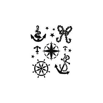 Obrázek produktu Plastová šablona Cadence - Námořní