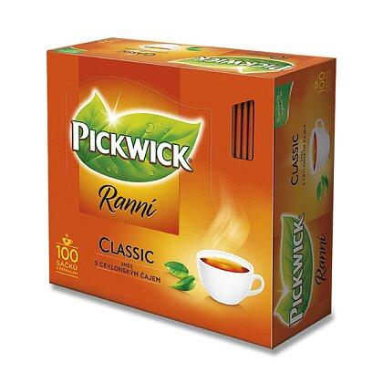 Obrázek produktu Pickwick - černý čaj - Ranní, 100 ks