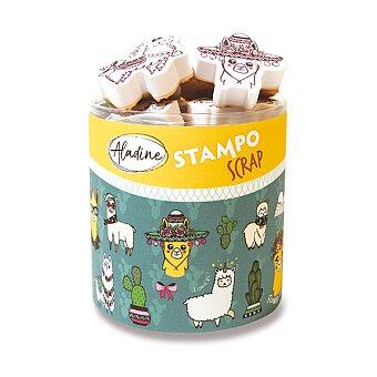 Obrázek produktu Razítka Stampo Scrap - Lama
