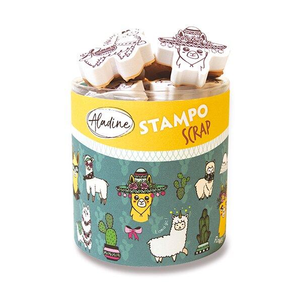 Razítka Stampo Scrap Lamy, 25 ks