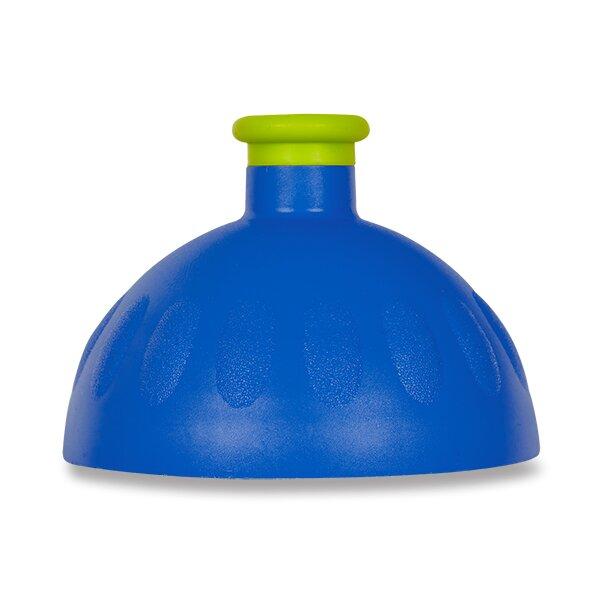 Kompletní víčko Zdravá lahev modré/ zelená zátka