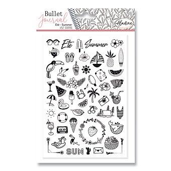Obrázek produktu Razítka Stampo Bullet Aladine - Léto, 52 ks