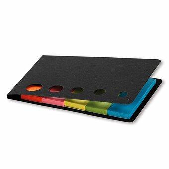 Obrázek produktu MAGDA - barevné lepicí papírky v papírovém obalu, výběr barev