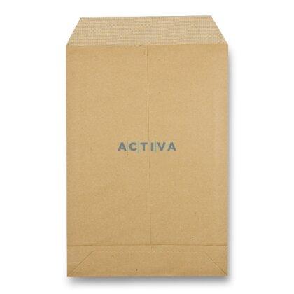 Obrázek produktu Poštovní taška - B4, textilní, křížové dno, bez lepení, 10 ks