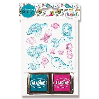 Obrázek produktu Razítka ALADINE Stampo Story - Sirény