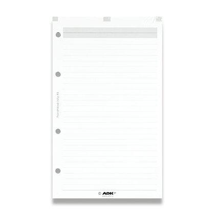Obrázek produktu ADK - poznámkové listy A5 velké (50 listů)