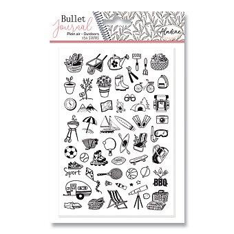 Obrázek produktu Razítka Stampo Bullet Aladine - Venku, 54 ks