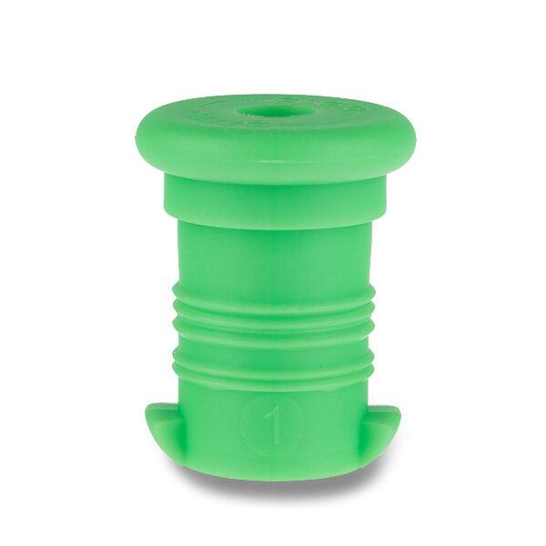 Zátka na Zdravou lahev zelená fluo
