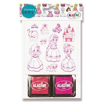 Obrázek produktu Razítka ALADINE Stampo Story - Princezny