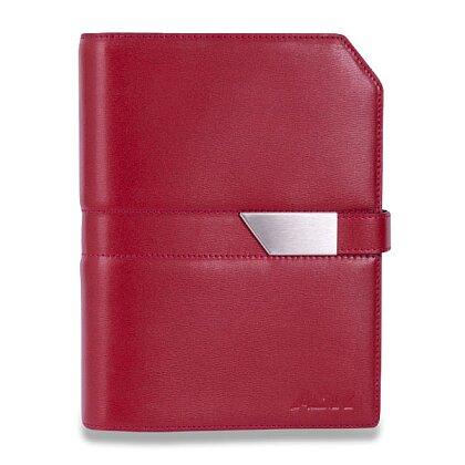 Obrázek produktu ADK New Classic - plánovací diář A5 - červeno-černý