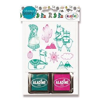 Obrázek produktu Razítka ALADINE Stampo Story - Lamy