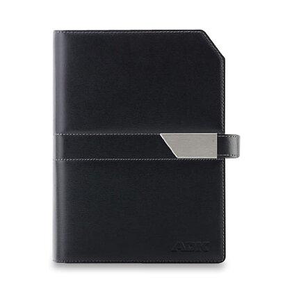 Obrázek produktu ADK New Classic - plánovací diář A5 - černý