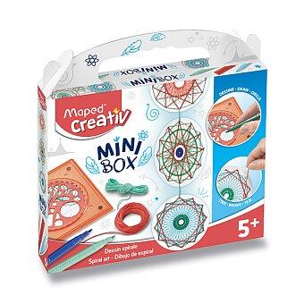 Obrázek produktu MiniBox Maped Creativ Spirálové kreslení