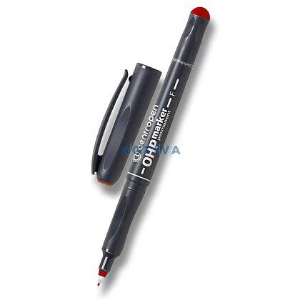 Obrázek produktu Centropen OHP 2636 - permanentní popisovač - červený