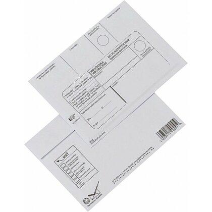 Obrázok produktu Samoprepisovacie obálky - Do vlastných rúk, opakované doručenie
