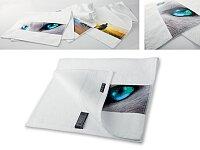 PRINTER - malý ručník, 400 g/m2, bílá