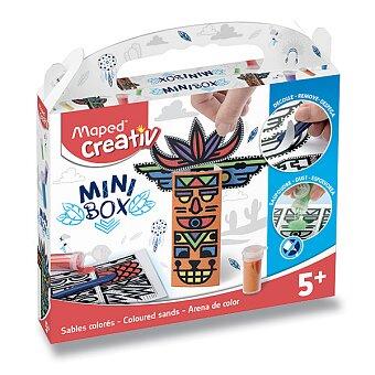 Obrázek produktu MiniBox Maped Creativ Barevné písky - totemy