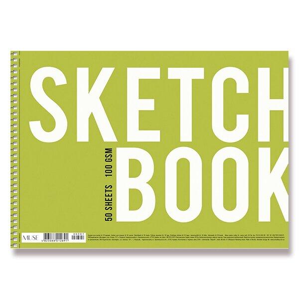 Náčrtník Shkolyaryk Sketch A4, 50 listů