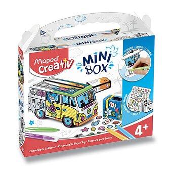 Obrázek produktu MiniBox Maped Creativ Papírový model - karavan