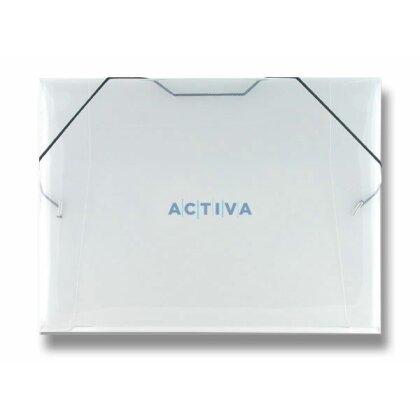 Obrázek produktu PP Transparent - 3chlopňové desky - A4, transparentní