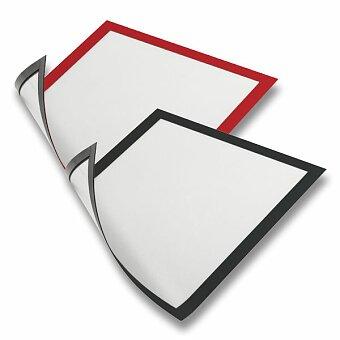 Obrázek produktu Magnetický rámeček Durable Duraframe Magnetic A4 - formát A4, 5 ks, výběr barev