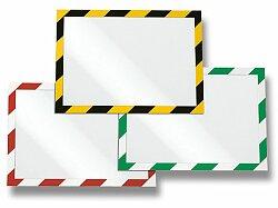 Samolepící informační rám Durable Duraframe  Security A4