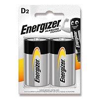Alkalická baterie Energizer Power typ D
