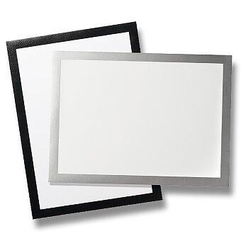 Obrázek produktu Informační rám Durable Duraframe Grip A4 - pro textilní tabule, formát A4, výběr barev