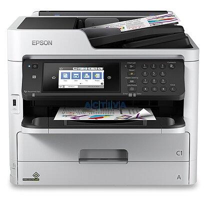 Obrázek produktu Epson WorkForce Pro WF-C5710DWF - inkoustové multifunkční zařízení