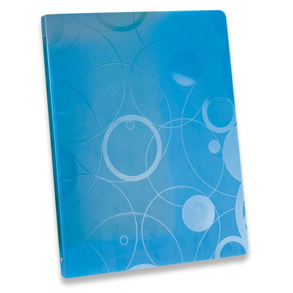4kroužkový pořadač Neo Colori modrý