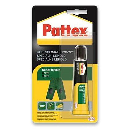 Obrázek produktu Pattex - speciální lepidlo - na textil, 20 g