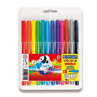 Obrázek produktu Fixy Centropen 7550 Colour World - 12 barev