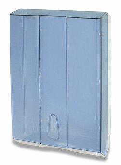 Obrázek produktu Zásobník na skládané ručníky Standard - 400 x 130 x 285 mm