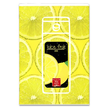 Obrázek produktu Pigna Fruits - školní sešit - A4, 40 l., čtverečkovaný