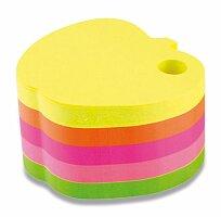 Poznámkový bloček Hopax Stick'n Notes - jablko