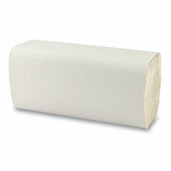 Obrázek produktu Skládané papírové ručníky recykl Tork - 1 - vrstvé, šedé, 250 ks
