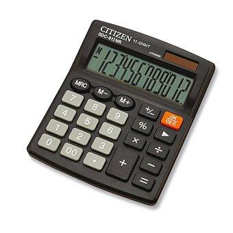 Obrázek produktu Stolní kalkulátor Citizen SDC-812NR