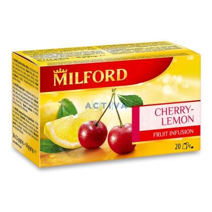 Obrázek produktu Milford - ovocný čaj - Třešeň, citron