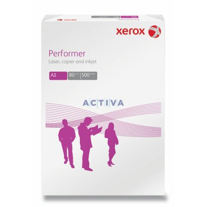 Obrázok produktu Xerox Performer - xerografický papier - A3, 80 g, 500 listov