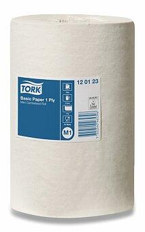 Obrázek produktu Papírové ručníky v roli Tork Universal 310 - 1 - vrstvé, recyklované, 120 m