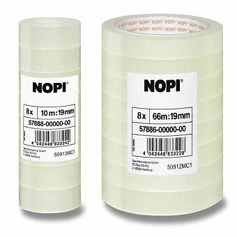 Obrázek produktu Samolepící páska Nopi - návin 10 m