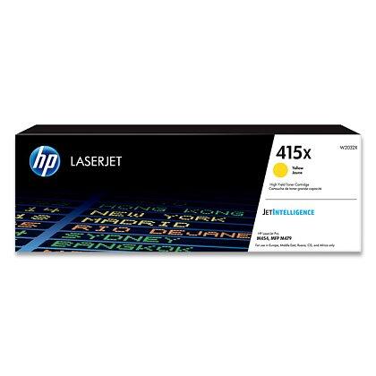 Obrázek produktu HP - toner W2032X, yellow (žlutá) pro laserové tiskárny